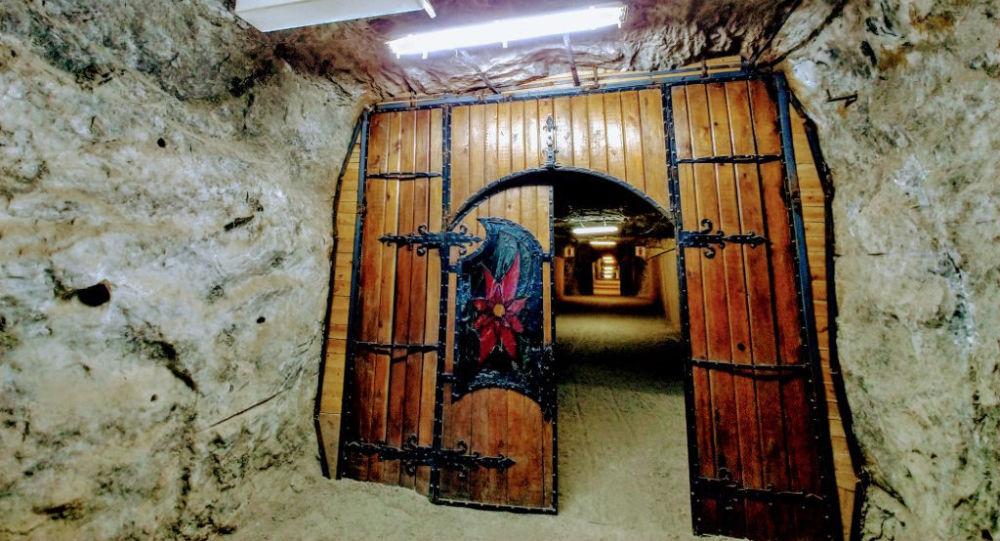 Соляная пещера в Армении. Армения лечение. Армянское бюро путешествий