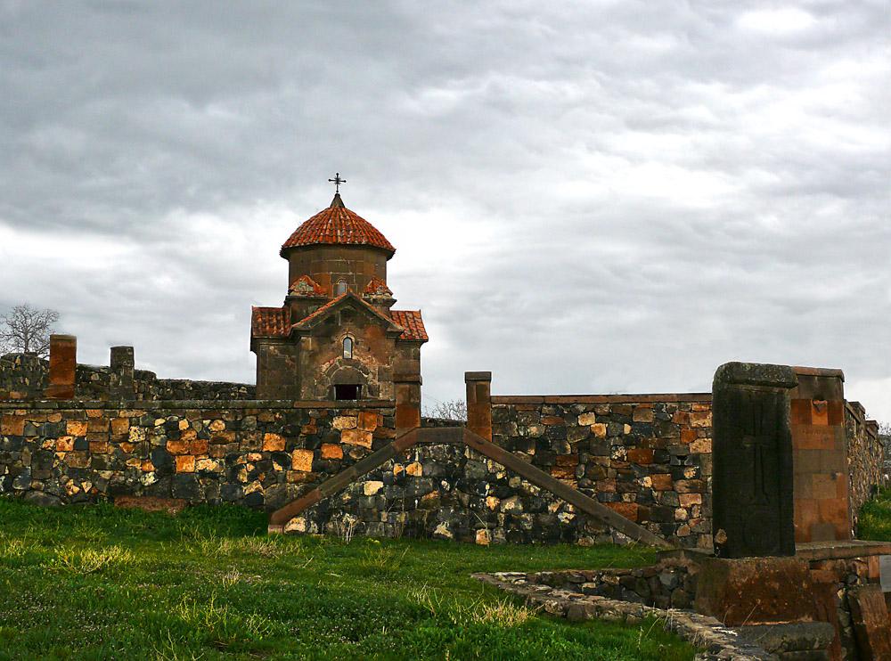 Кармравор. Армения. Армянское Бюро Путешествий
