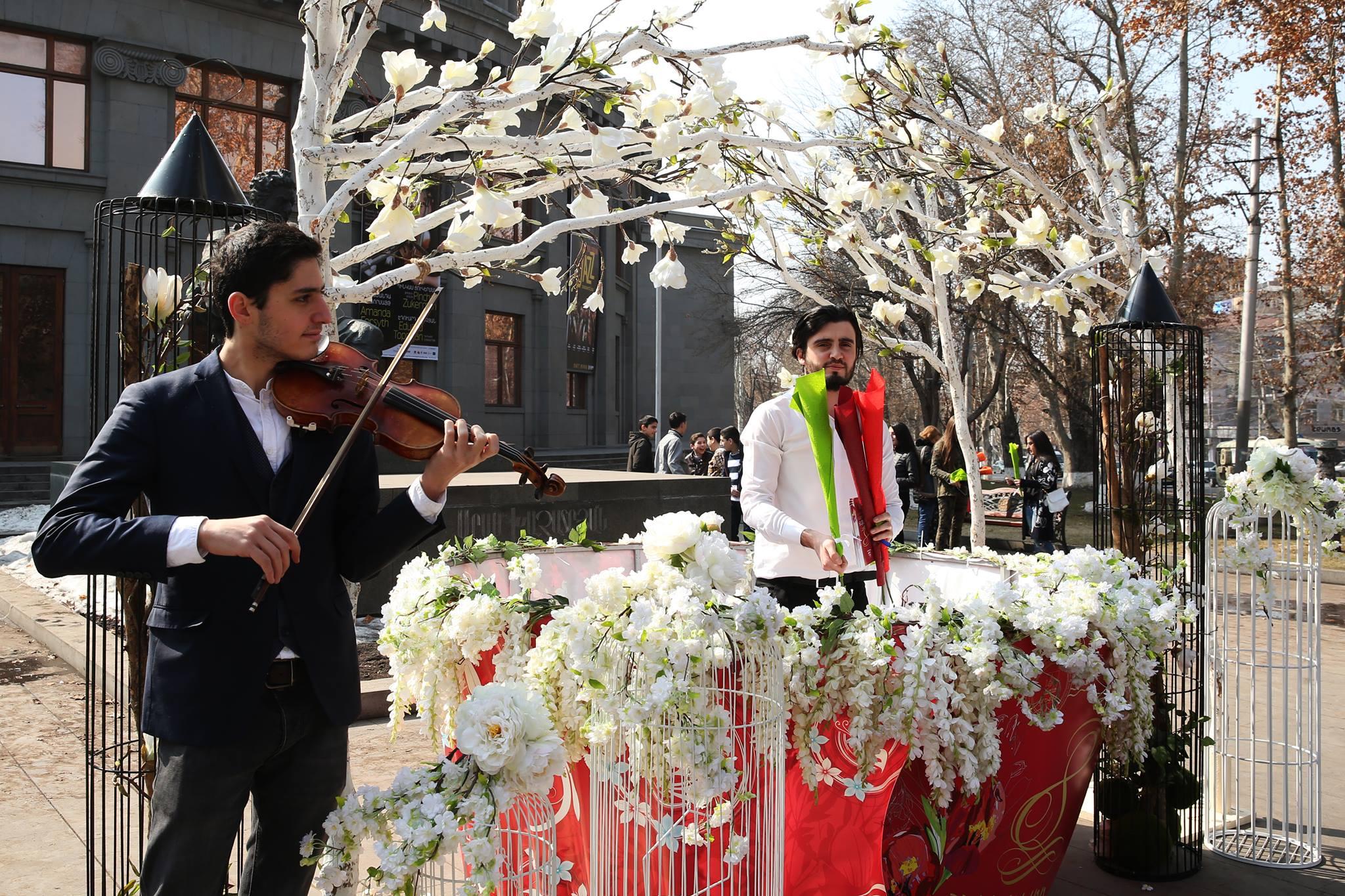 туры в Армению в марте. Армянское бюро путешествий