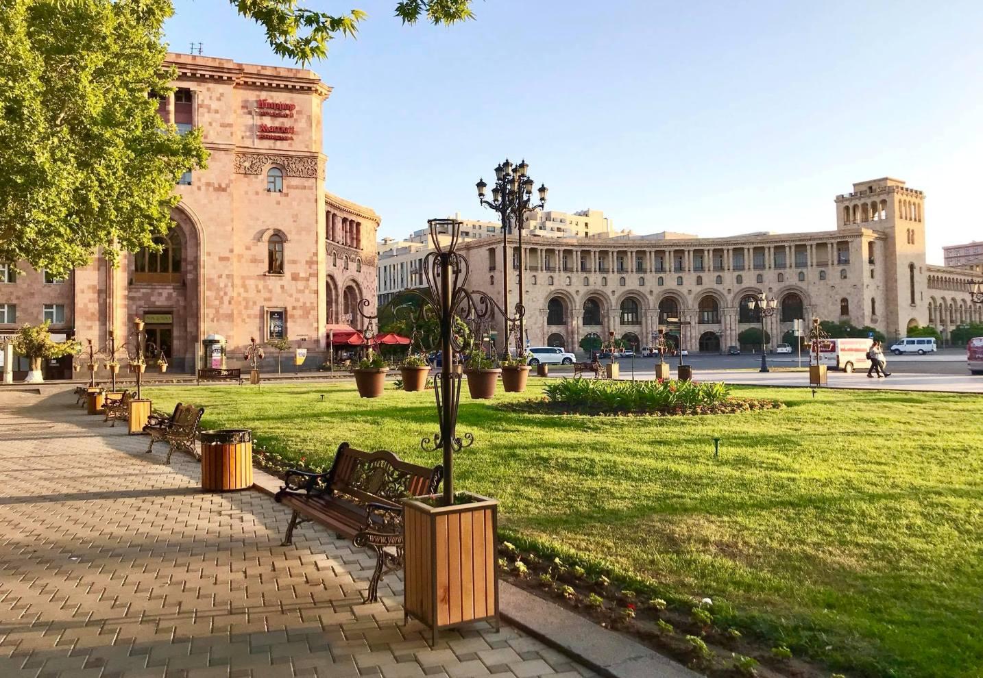 туры в Армению в мае. Армянское бюро путешествий