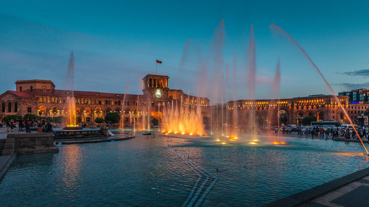 Экскурсионный тур в Армению из Москвы. Армянское Бюро Путешествий