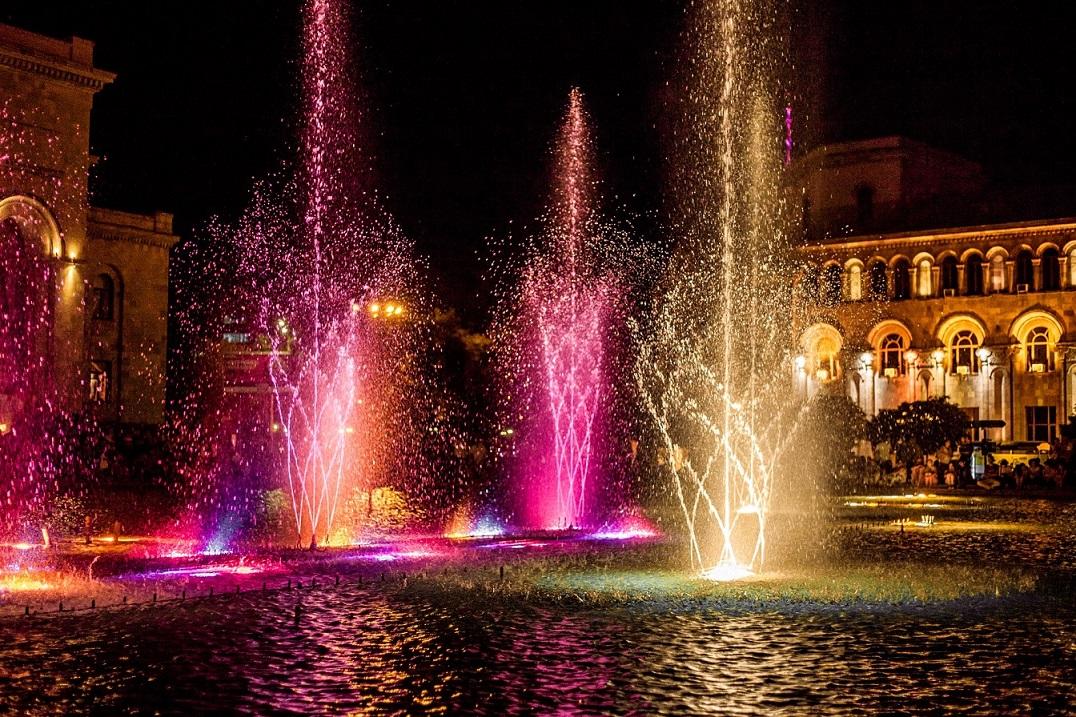 туры в Армению в июле. Армянское бюро путешествий