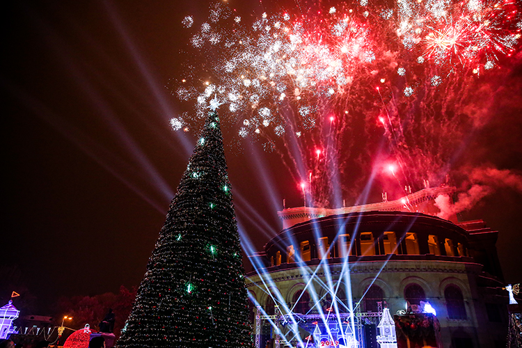 туры в Армению в декабре. Армянское бюро путешествий