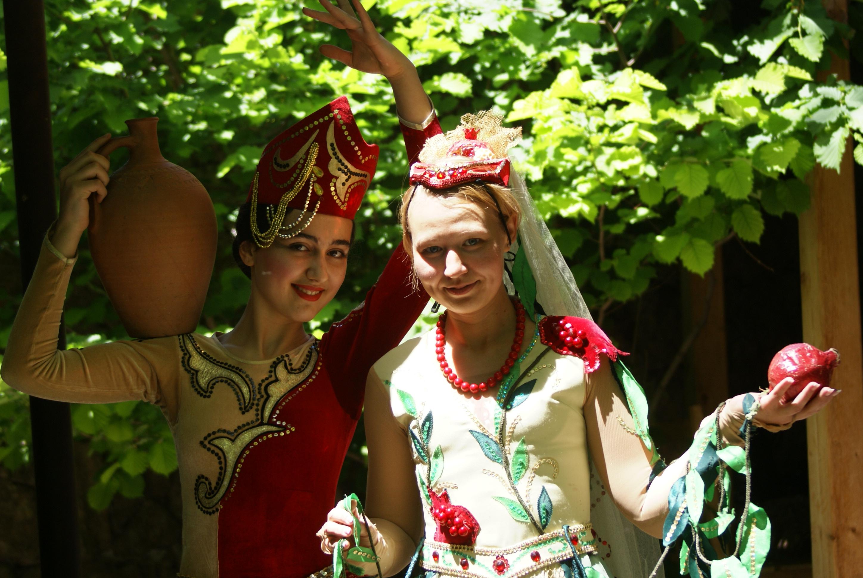 Туризм в Армении. Армянское Бюро Путешествий
