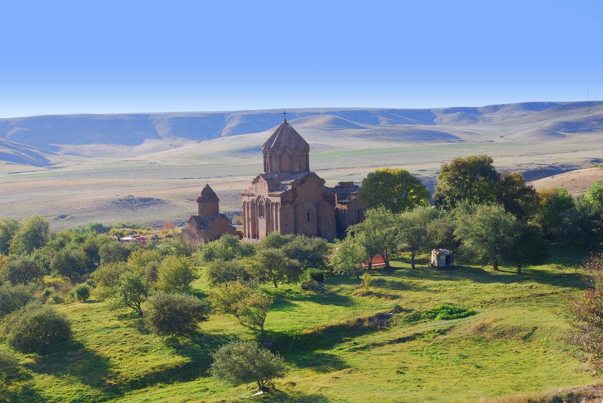 Мармашен монастырь Армения
