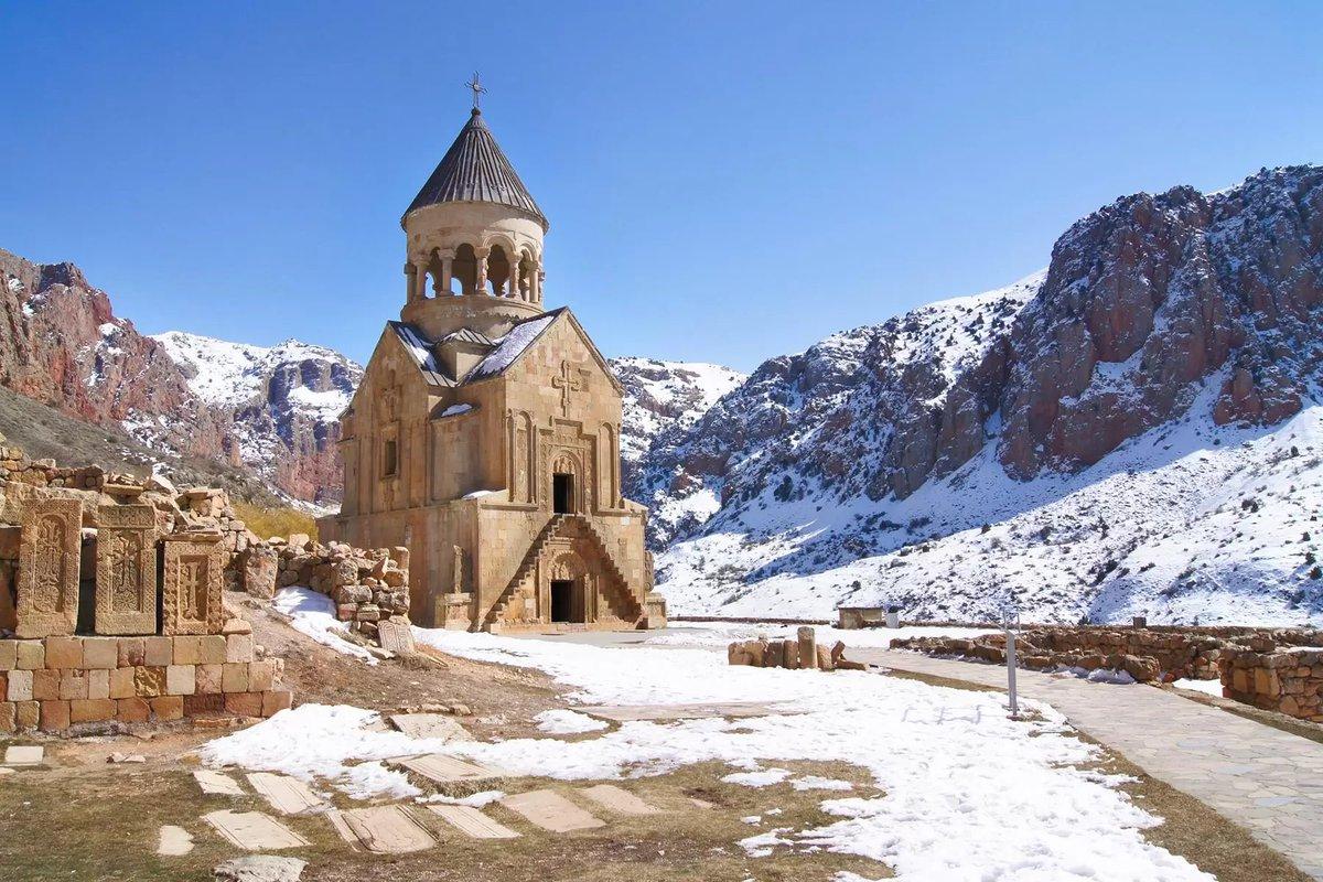 туры в Армению в январе. Армянское бюро путешествий